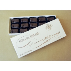 8oz Dark Chocolate Meltaways